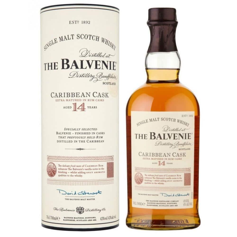 Balvenie 14 Year Old Caribbean Cask
